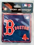 Boston Red Sox 3D Magnet